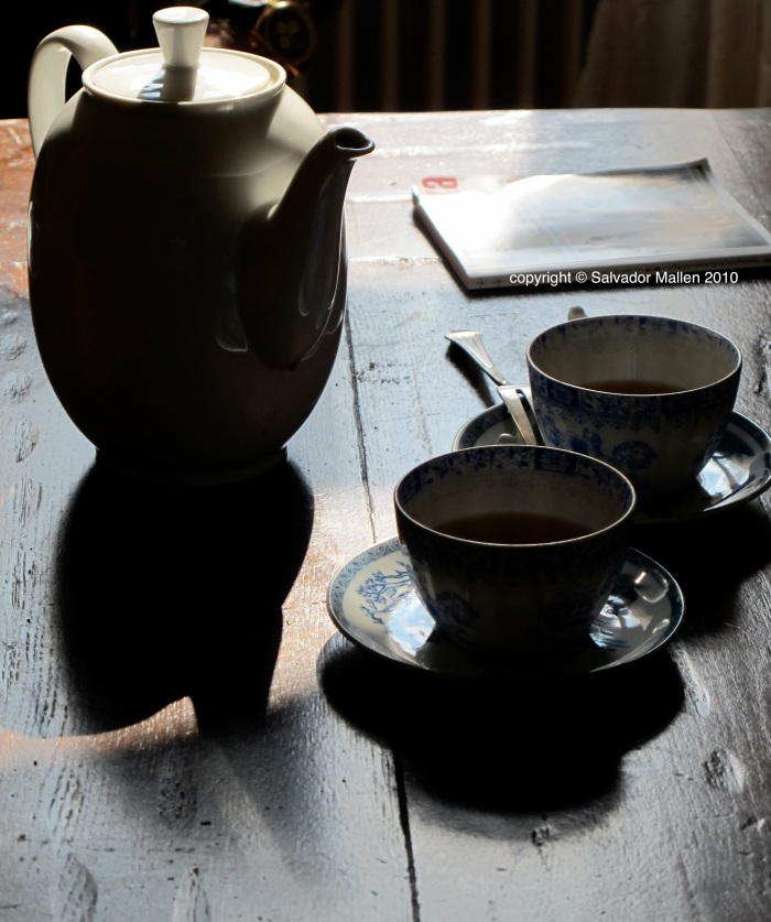 Karlsruhe, tea cups